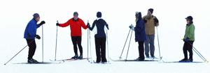Fairbanksan shares his love and knowledge of cross country skiing