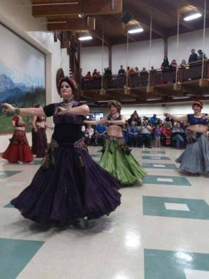 Fairbanks belly dancing troupe offers camaraderie, support and exercise