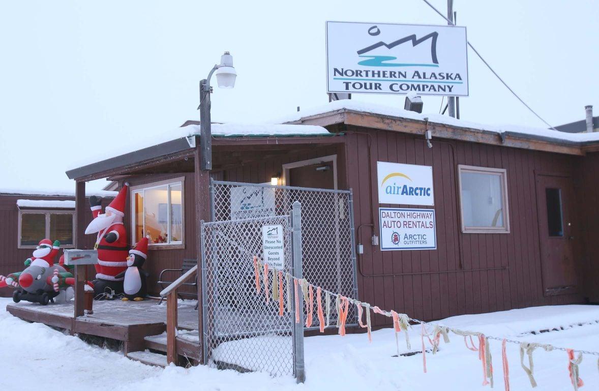 Matt Atkinson Northern Alaska Tour Company