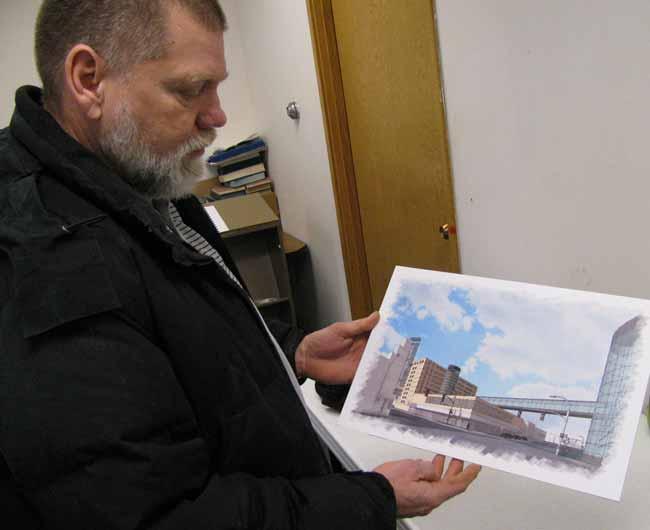Unorthodox ideas emerge for Fairbanks' Polaris Building