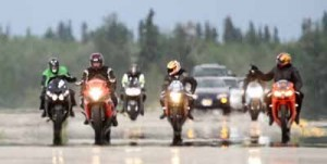 Drag racers savor final summer at Ladd Army Airfield