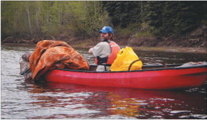 A cleaner Chena: Dedicated boaters volunteer annually to clean up waterways