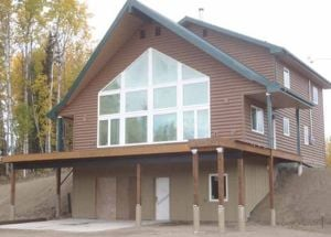 Fairbanks Parade of Homes showcases energy-efficient dwellings