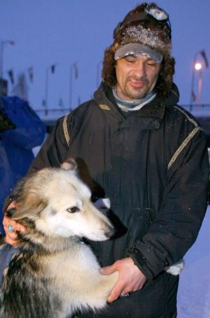 2013 Yukon Quest Hugh Neff