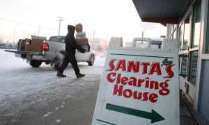 Santa's Clearing House in need of gifts for infants, toddlers