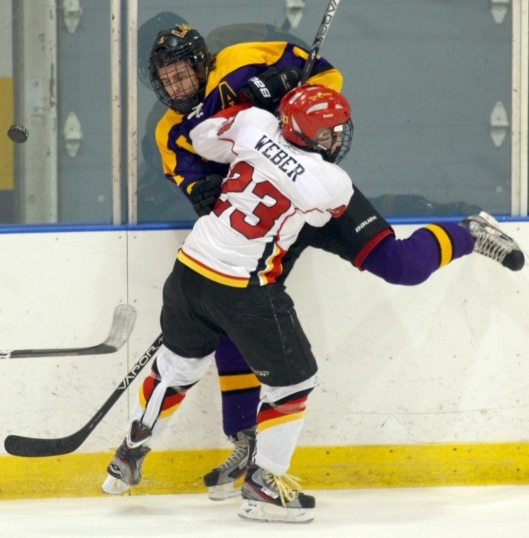 West Valley Lathrop hockey
