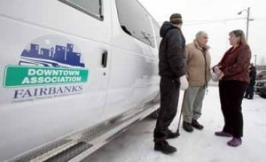 Community Service Patrol hits the road in new van