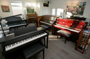 Cleworth stakes claim as only standalone piano dealer in Alaska