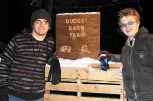 A barn on a budget offers a life lesson in agriculture