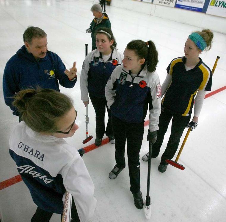 2014 Arctic Winter Games: Curling