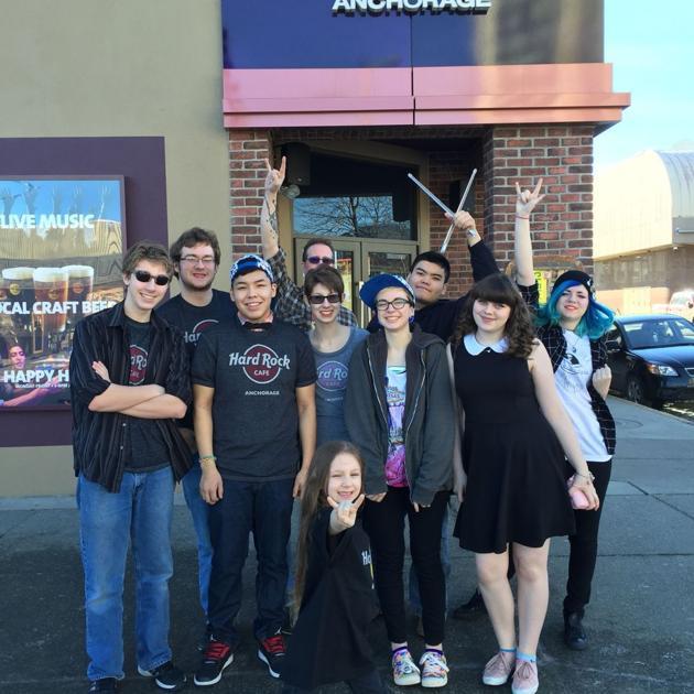 Hard Rock Cafe Fairbanks Alaska