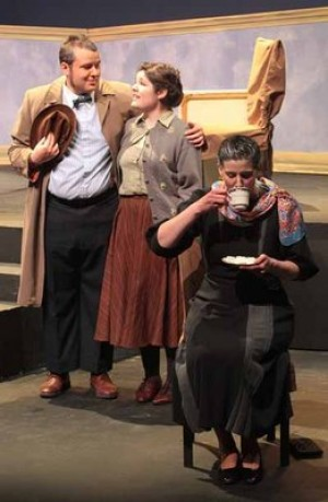 UAF One-act plays devoted to unconventional theater