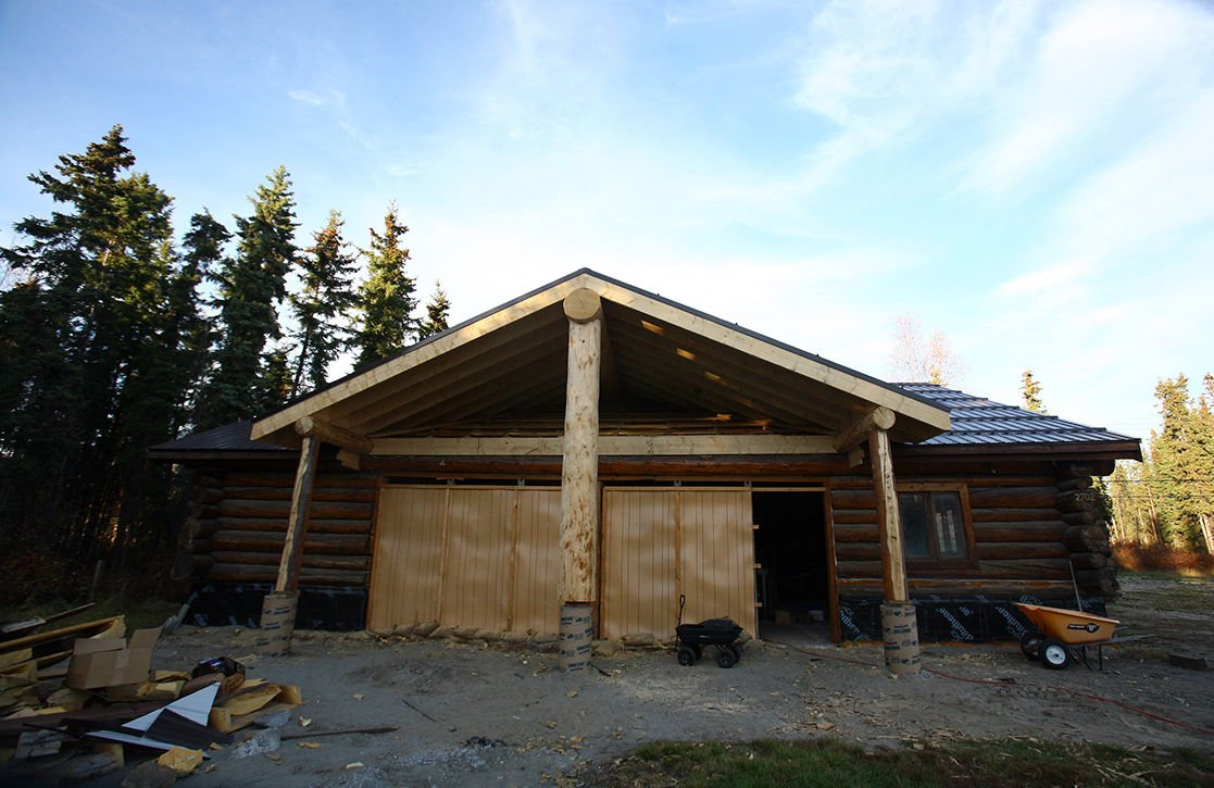 Fairbanks Habitat For Humanity Renovating House For
