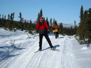 Trail may favor skiers in 2011 White Mountains 100