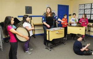 Ketchikan teacher wants kids to feel the music