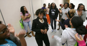 Program helps students set goals, be successful and live actively