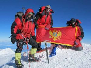 Montenegrin team becomes first from homeland to summit Denali