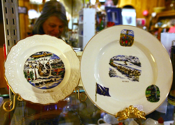 Fairbanks antiques business showcases city's tastes