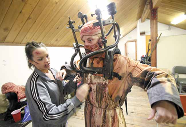 Alaskan Horror Story: Fairbanks Asylum puts its spin on Halloween