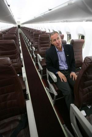 Introducing the Horizon Bombardier Q400