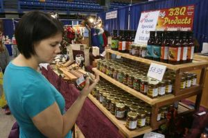 Fairbanks' Holiday Marketplace offers array of vendors