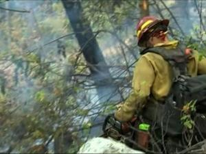 US Military Joining Firefighting Effort