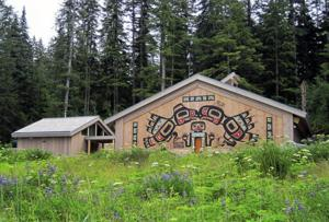Tribal house to mark Huna Tlingit connection to Glacier Bay