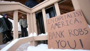 Fairbanks Occupiers preparing for the long haul