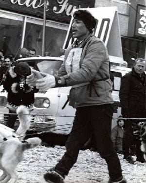 No stopping George Attla: Setbacks don't keep legendary musher off the runners