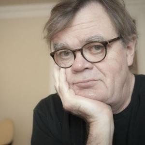 Garrison Keillor trying to ignore the election by cruising Alaska
