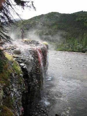 Deep In Alaska S Interior A Deserted Hot Springs Lodge