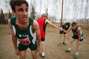 Delta Junction boys sweep away competition