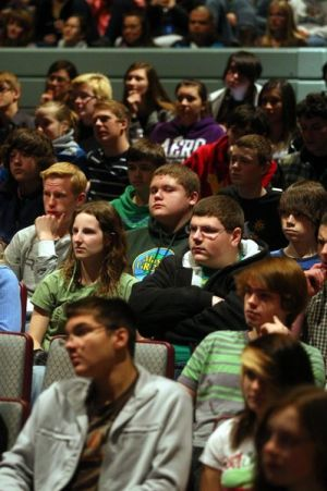 West Valley class studies distracted driving