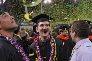 Brain injury slows but doesn't stop University of Alaska Anchorage graduate