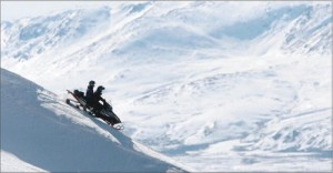 Alaska's Arctic Man is the place to be for snowmachine enthusiasts