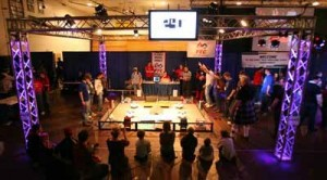 Alaska high schoolers put their brains to the test in   statewide robotics competition