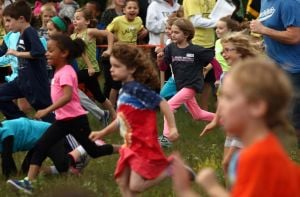 Elementary School Cross Country
