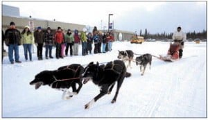 Denali Borough students celebrate the season at Winterfest