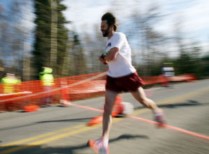 Treinen, Brosius set fast pace in Chena River Run