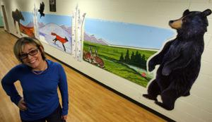 Local artist Laura Nutter finds unorthodox success with public art