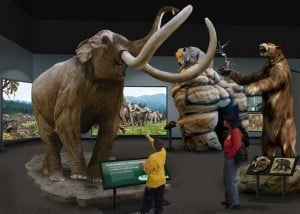 Mammoth and mastodon display opens at the Anchorage Museum