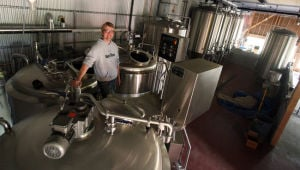 Bobby Wilken hopes to open Hoo Doo Brewing Company this summer
