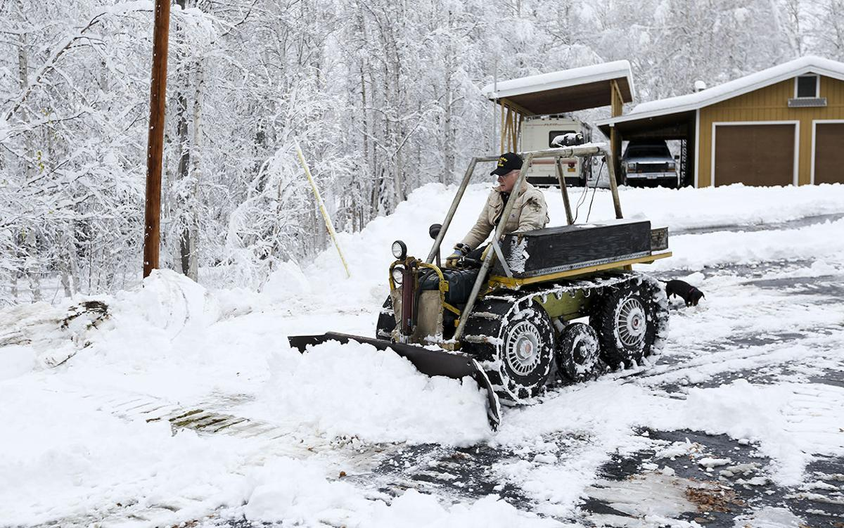 Utility crews make gains but 6 000 still without power - Interior community health center fairbanks ...
