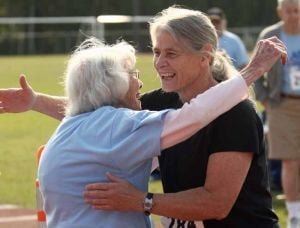 Alaska International Senior Games kicked off Saturday morning