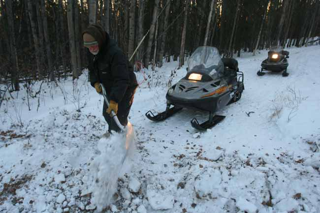 Borough wrestles with how to deal with trail damage caused by ATVs, off-roaders
