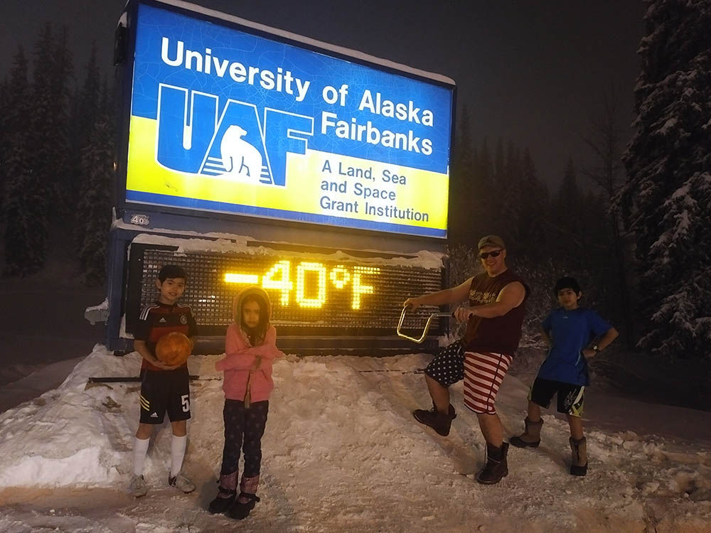 Hardy interior alaskans join 39 the 40 below club 39 stories - Interior community health center fairbanks ...