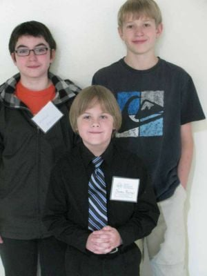 Young innovators honored at UAF competition