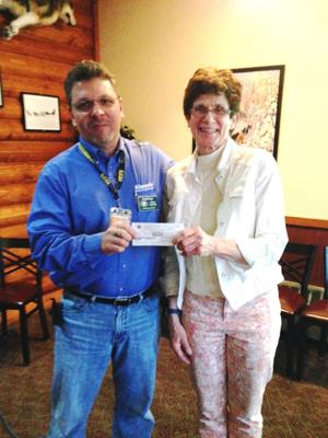 Fairbanksan earns presidential award — again