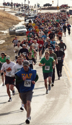 Fairbanks' Beat Beethoven 5K has unique atmosphere