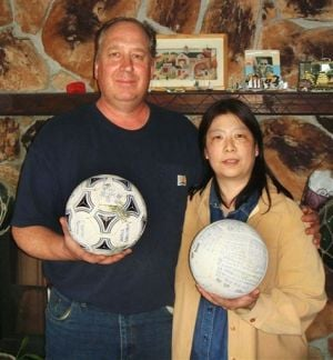 Soccer ball found on Alaska beach traced to Japanese teen